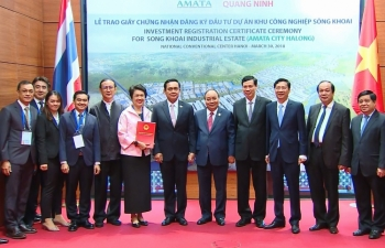 new industrial era presents fresh growth opportunities in vietnam