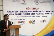seminar talks up malaysia as big export market for viet nam