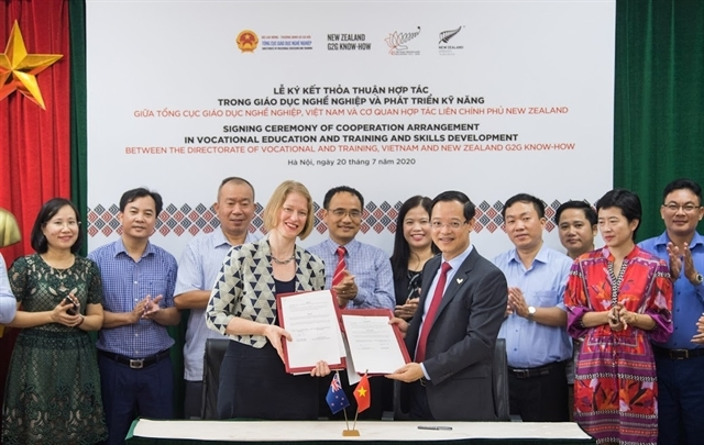 viet nam news society new zealand helps to improve viet nams vocational training