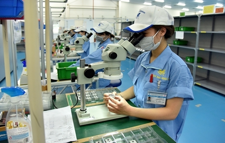 bac ninh province targets greater participation in global value chain
