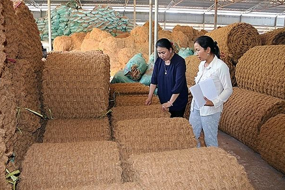 tra vinh province moves ahead with industry promotion activities