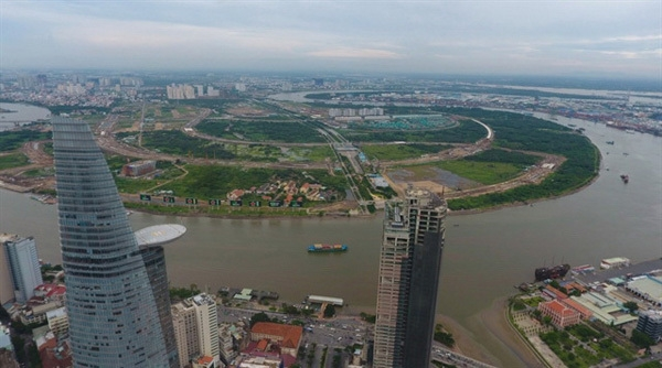 hcm city to use 20000sqm of public lands to resettle thu thiem residents