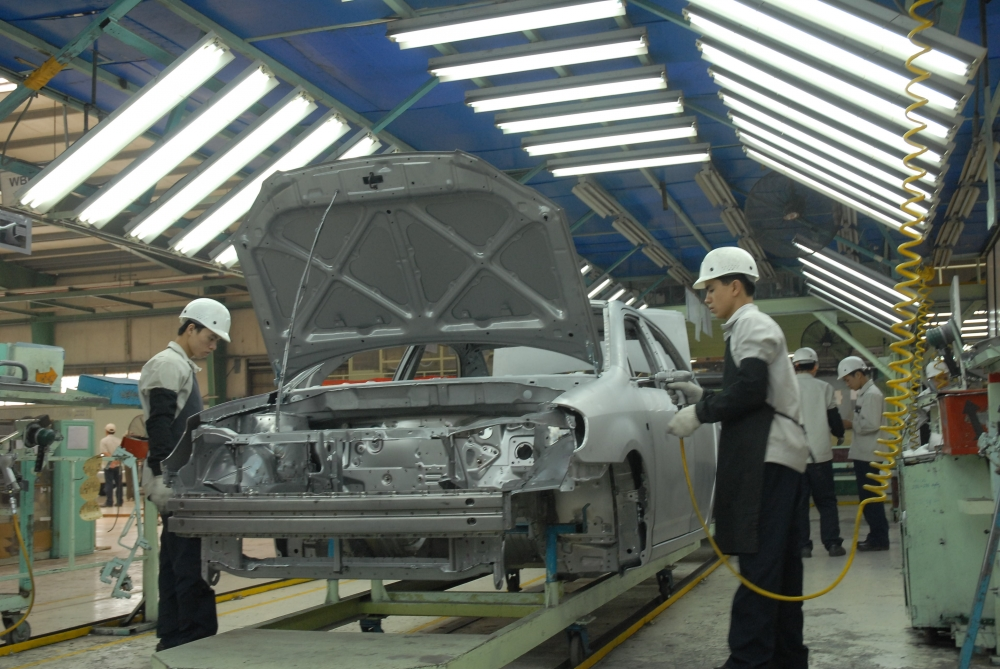 taking advantage of integration to rev up local auto industry
