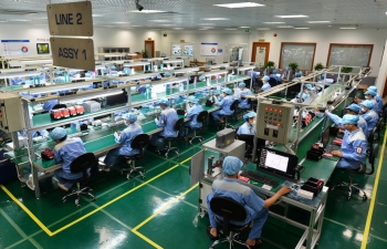 vietnamese manufacturers seek to recover broken supply chains
