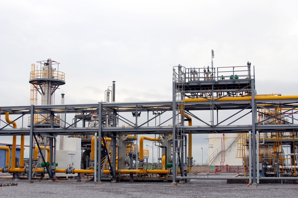 oil and gas group reports favorable results in northern city