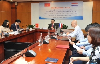 vietnam the netherlands gear up to enjoy eu trade pact