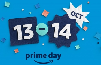 mark your calendars prime day is here in time for the holidays on october 13 14