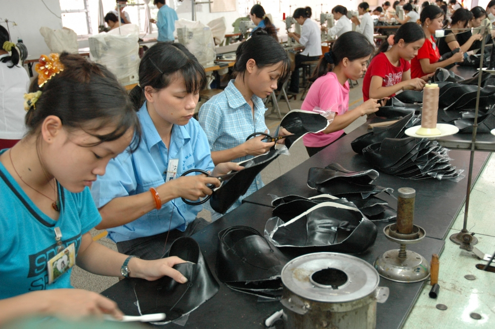 steps needed to restructure leather footwear industries