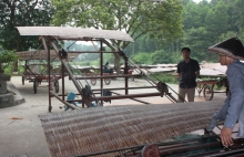 thai nguyen boosts rural industrial development