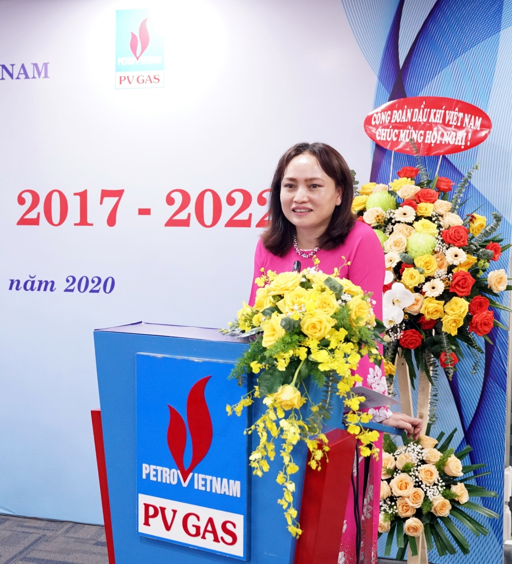 pv gas trade union sets out goals for coming years