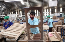 thanh hoa province boosts rural forest product processing