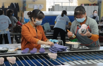 anticipating recovery vietnam seeks boost for supporting industry