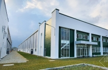 ideal manufacturing and office space for ancillary firms
