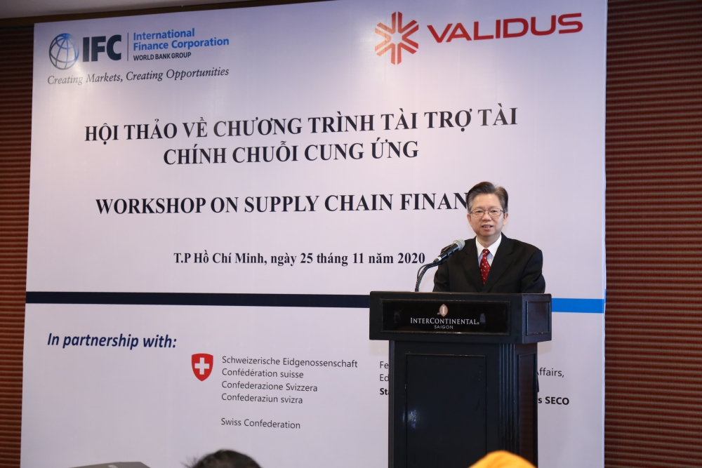 validus vietnam collaborates with ifc to expand supply chain financing to smes in vietnam
