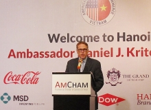 michael kelly appointed as national chair for amcham vietnam 2018