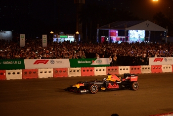 kick off the countdown to formula 1 vietnam grand prix 2020