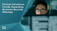 fortinet introduces self learning artificial intelligence appliance