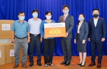 hanwha life vietnam to help health professionals and doctors in covid 19 fighting
