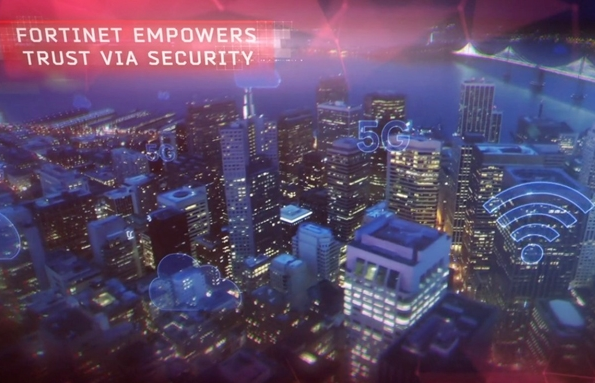 Fortinet Secures the path to 5G with Proven security