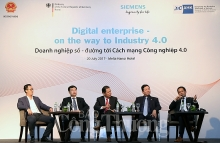 conference digital enterprise on the way to industry 40