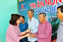 mm mega market vietnam honors 20 farmers with over a decade of partnership