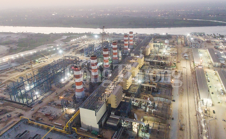 completion of worlds largest combined cycle power plants in record time