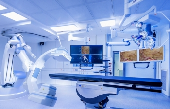 hybrid operation room the future surgical theatre