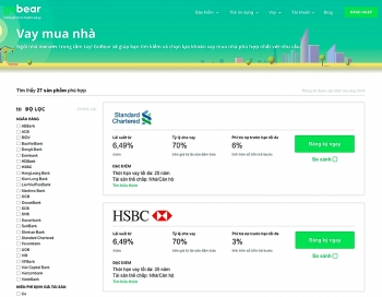 gobear vietnam launches three new secured loan comparison products