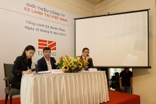 ez land real estate company enters vietnam market