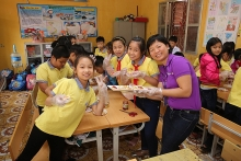 mondelez kinh do launches joy schools nutrition program