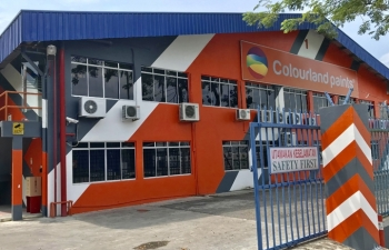 akzonobel to acquire colourland paints to strengthen paints coatings businesses in malaysia