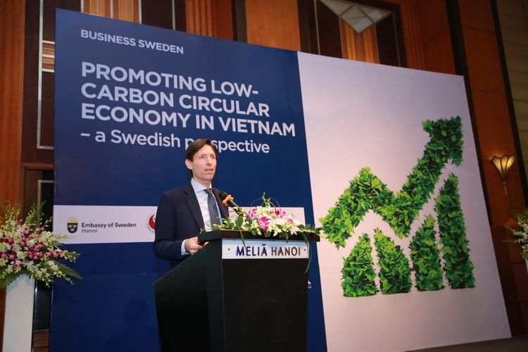 promoting a low carbon circular economy in vietnam from a swedish perspective