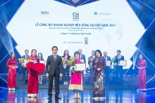 dekalb vietnam ranked among vietnams top 10 sustainable businesses 2017