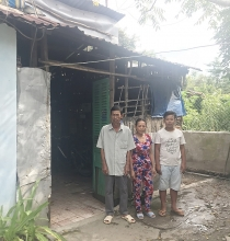 bluescope zacs initiates house donation program manh ghep yeu thuong
