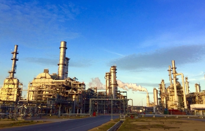 vietnams nghi son refinery produces 46 mln tonnes in first year