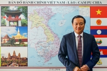 visit by vietnams deputy pm to laos boosts relationship
