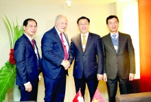 efta vietnam seek quick signing of free trade deal
