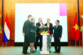 trade spearheads vietnam netherlands ties