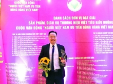 vietnamese goods affirm position in domestic market