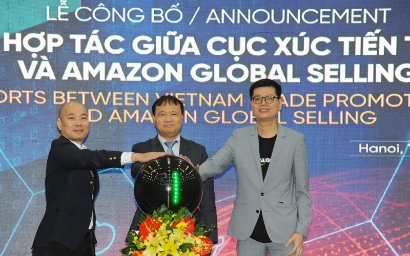 vietnamese firms to reach out to over 300 million customers on amazon