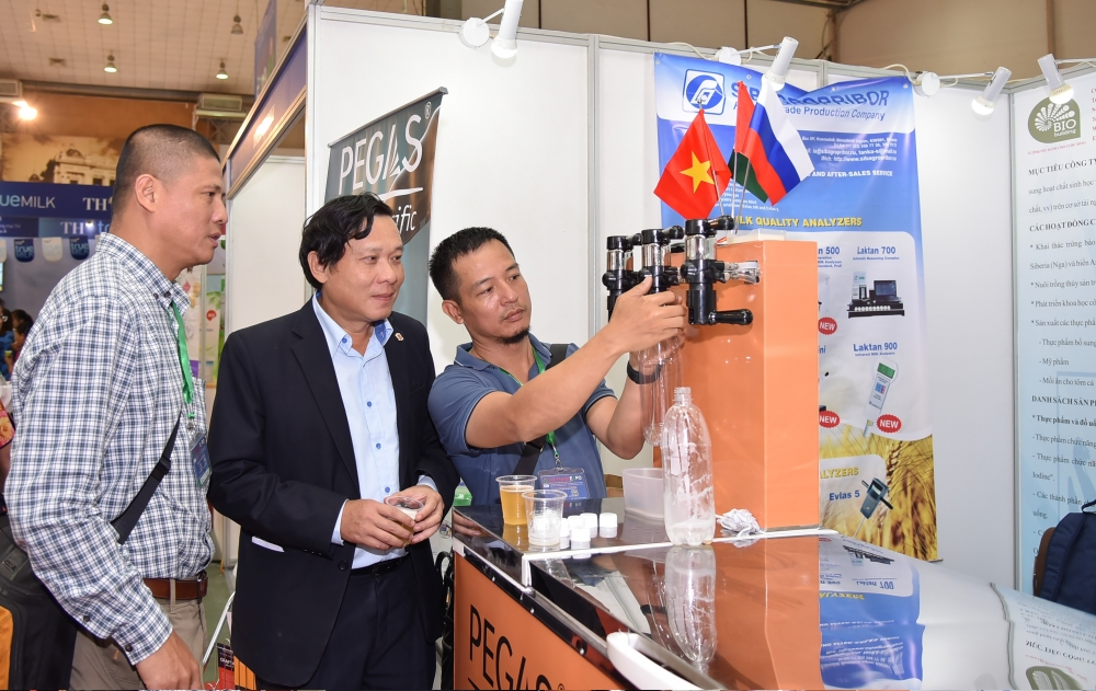 vietnam expo 2018 a golden opportunity for trade