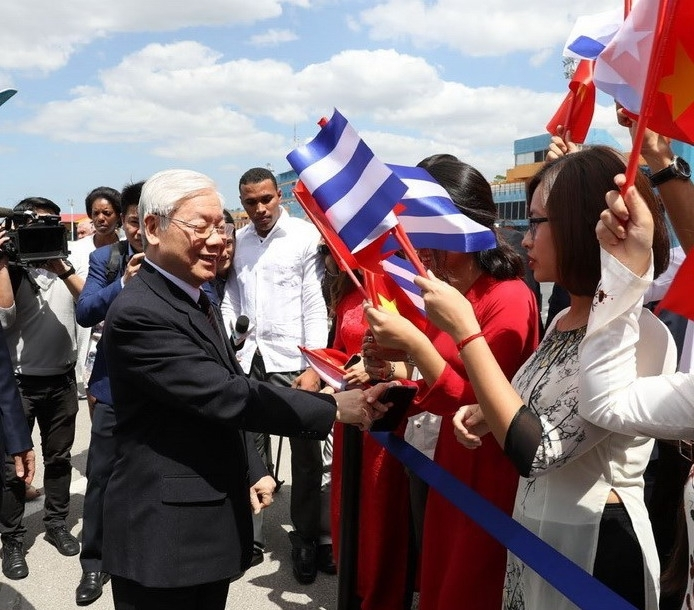 new prospects for vietnam cuba economic cooperation