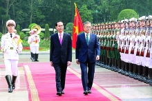 vietnam rok seek significant trade boost