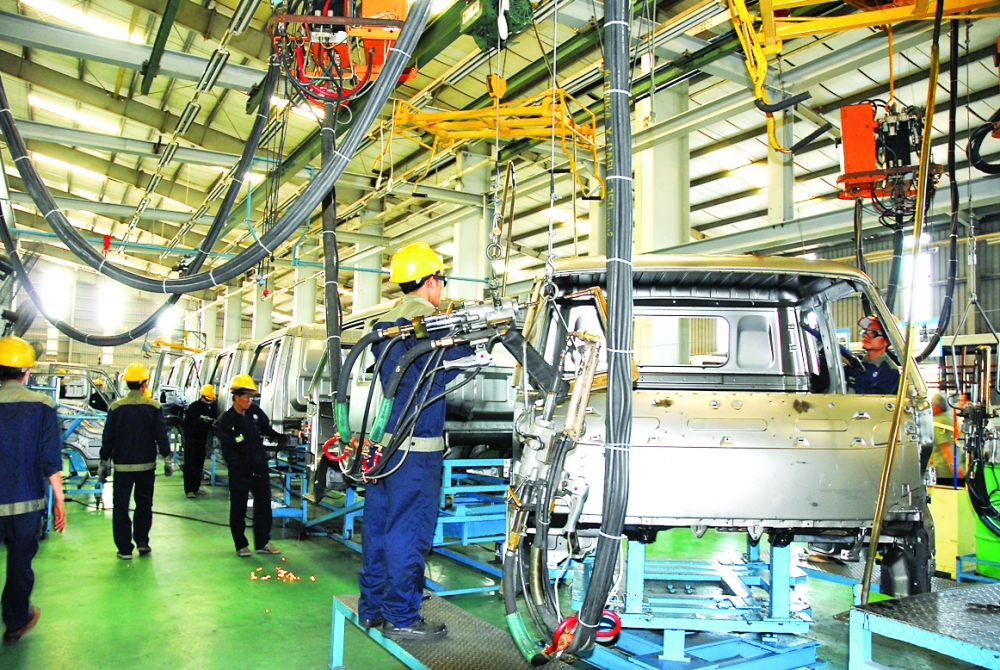 moit prepares to forge industrial development policy