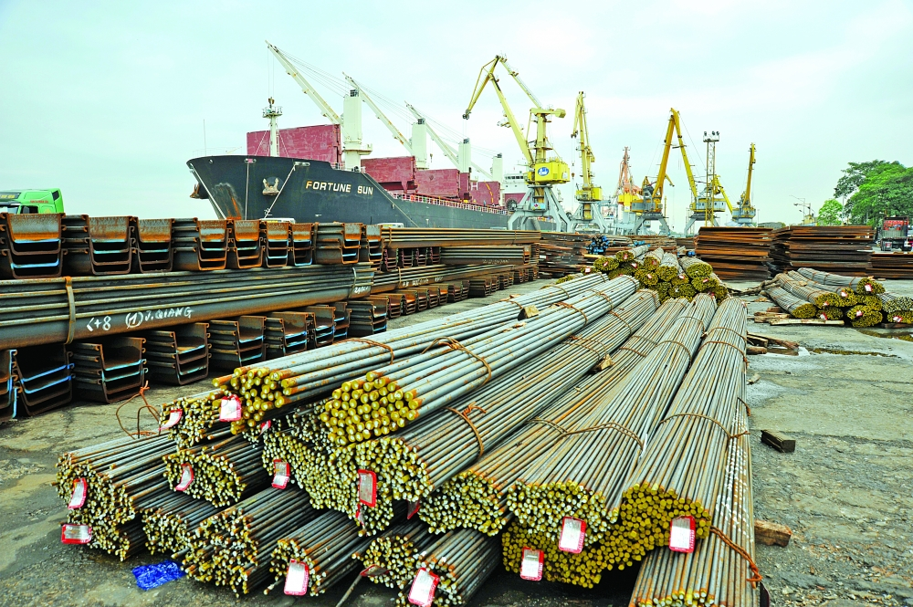 strong foreign market signals for vietnamese steel