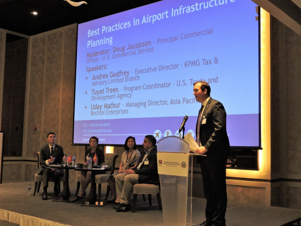 the sky is the limit us vietnam discuss aviation development