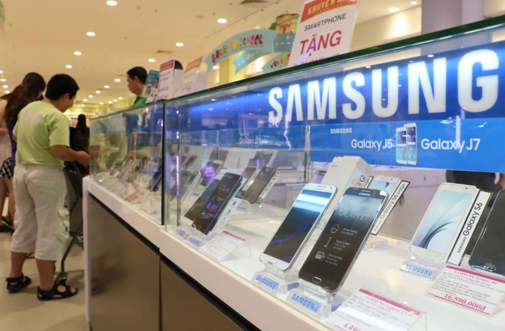 moit samsung cooperate in consultants training