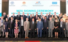 conference highlights opportunities for vietnam eu trade