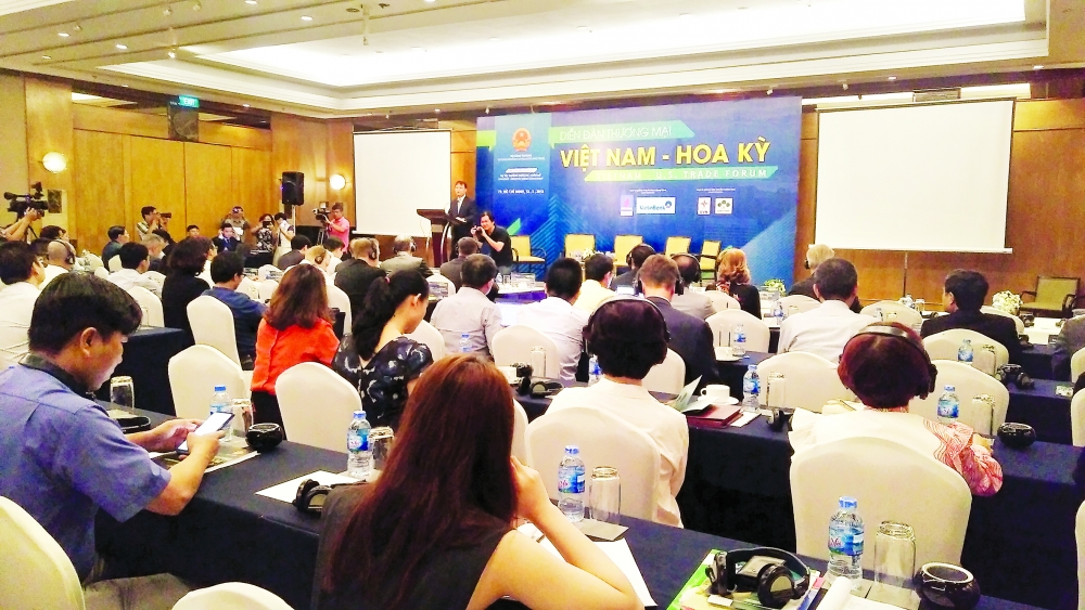 vietnamese exporters updated about expanded us protectionism