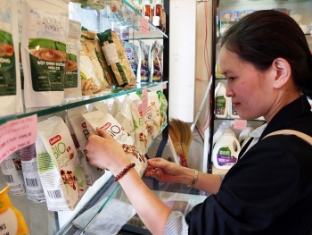 from baby food to wine organic is hot in vietnam
